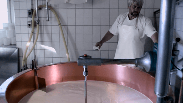 Filmproduktion Bern BOFF - Dokumentation Alpkäse Schwaldis