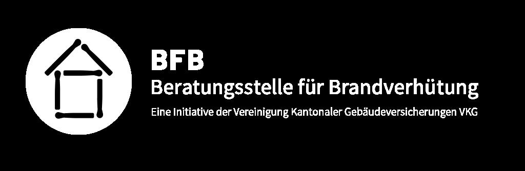 Filmproduktion Bern BOFF - Logo BFB Beratungsstelle für Brandverhütung