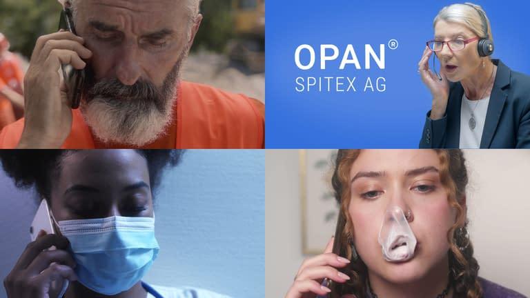 Filmproduktion Bern - BOFF. - OPAN Spitex - Werbespot