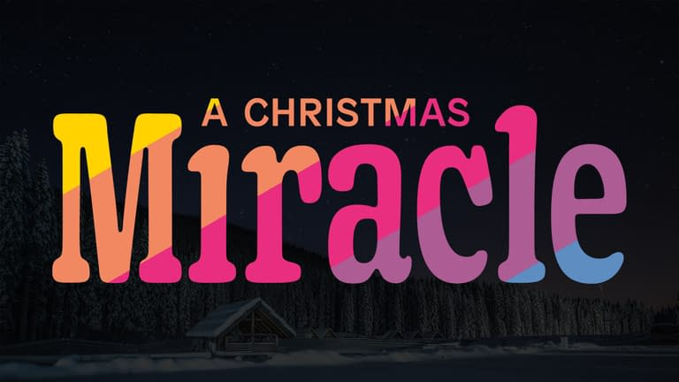 Filmproduktion Bern BOFF - A Christmas Miracle