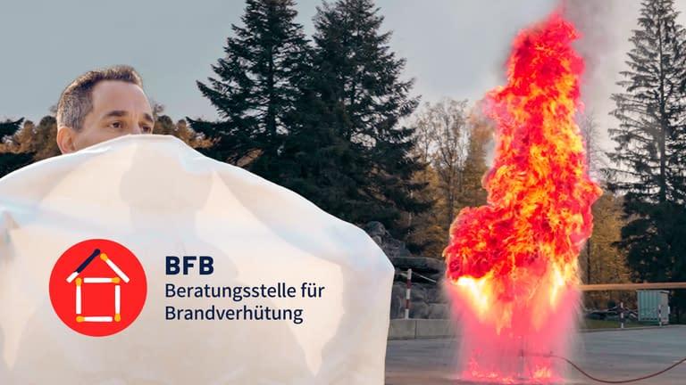 Filmproduktion Bern - BOFF. - BFB Beratungsstelle für Brandverhütung - Auftragsfilm