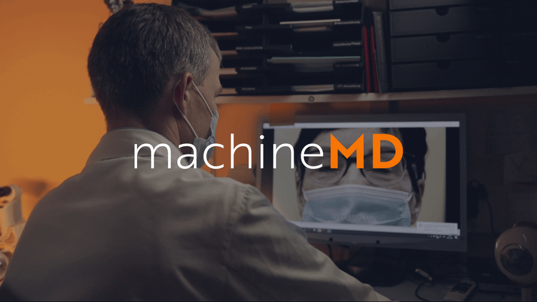 Filmproduktion Bern - BOFF. - MachineMD - Start-up Video